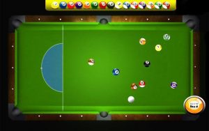 Classic 8 ball pool
